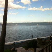 Photo taken at Gibraltar at Grove Isle by L. C. on 4/22/2012