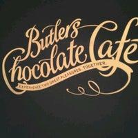 Снимок сделан в Butlers Chocolate Café пользователем Joe L. 4/30/2012