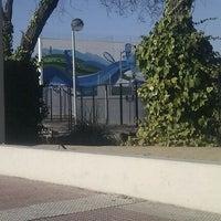 Photo taken at Polideportivo Javier Castillejo by Windu E. on 2/27/2012