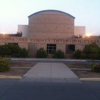 Photo taken at Dona Ana County Detention Center by Wendy C. on 7/31/2012