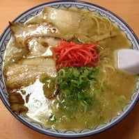 Photo taken at Ganso Akanoren Setchan Ramen by RMK ☆. on 8/13/2012