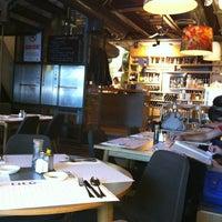 Photo taken at Enstitu Restoran (Istanbul Culinary Institute) by Ayşe A. on 6/8/2012