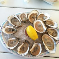 Photo taken at Mac's Seafood Wellfleet Pier by Beth F. on 8/26/2012