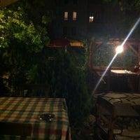 Photo taken at Lak Lak Cafe by Bilge B. on 5/5/2012