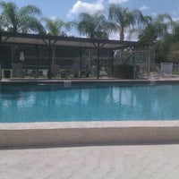 Photo taken at Somerset Village Pool & Spa by Nel N. on 4/15/2012