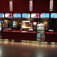 Photo taken at Aksarben Cinema by Alvino M. on 5/6/2012