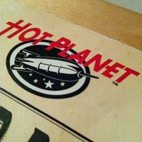 Photo taken at Hot Planet by Elle S. on 7/16/2012