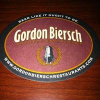 Photo taken at Gordon Biersch by Anna on 3/17/2012