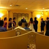 Photo taken at THE wedding chapel by gLoJo P. on 6/7/2012
