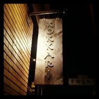8/29/2012 tarihinde Michael T.ziyaretçi tarafından Kokkari Estiatorio'de çekilen fotoğraf