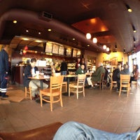 Photo taken at Starbucks by Aaron M. on 3/2/2012