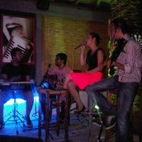 Photo taken at Secret Bar by Nimet on 7/6/2012