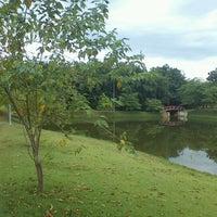 Photo taken at Parque das Frutas by Lyani on 3/11/2012