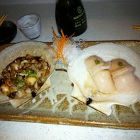 Photo taken at Sushi Nishi by Keith A. on 7/19/2012