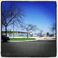 Photo taken at McKinley Marina Center Docks by Jason W. on 5/13/2012