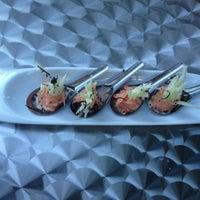 Photo taken at Kokeshi Sushi by Oriana P. on 8/5/2012