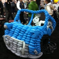 Photo taken at Pittsburgh Auto Show by Steven S. on 2/19/2012