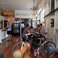 Photo taken at Heritage Bicycles by Maggie K. on 9/2/2012