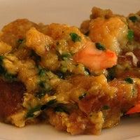 Das Foto wurde bei Manjar da Helena von Restaurante M. am 9/2/2012 aufgenommen