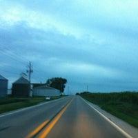 Photo taken at Bondurant, IA by John on 8/12/2012
