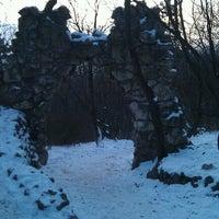 2/12/2012 tarihinde Orsolya K.ziyaretçi tarafından Árpád-kilátó'de çekilen fotoğraf