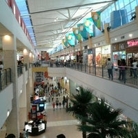 Photo taken at Mall del Sur by Eduardo B. on 3/4/2012