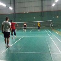 Photo taken at 99 Badminton Court by Mohd Nasrin J. on 9/10/2012