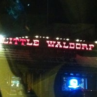 Photo taken at Little Waldorf Saloon by Samantha K. on 2/16/2012