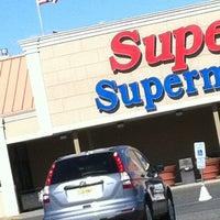 Photo taken at Super Supermarket by Alberto S. on 4/5/2012