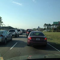 Photo taken at Hwy 501 & Gardner Lacy Rd by Susan M. on 3/19/2012