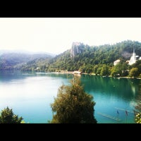 Photo taken at Bled by Maria S. on 7/26/2012