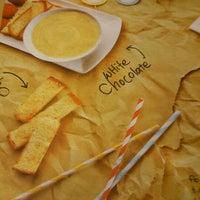 Photo taken at Bakerzin by Helen K. on 6/2/2012