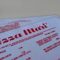 Photo taken at Pizzeria Mari by philipp on 6/15/2012