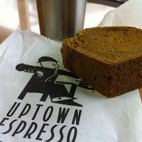 Photo taken at Uptown Espresso by DF (Duane) H. on 2/24/2012