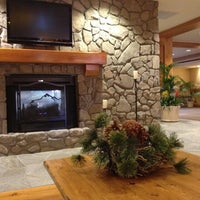 Photo taken at Grand Residences by Marriott, Lake Tahoe by Axel J. on 9/4/2012