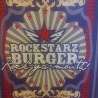 Photo taken at Rockstarz Burger by Zainal A. on 7/25/2012