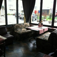 """Снимок сделан в Гастрономический ресторан """"Сыто-пьяно"""" пользователем Mafia A. 4/21/2012"""