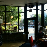 Photo taken at Bagel on Damen by Sam Y. on 6/3/2012