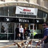 Photo taken at Wawa by Tatiana A. on 6/26/2012
