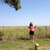 Photo taken at I70 Rest Area Near Russell KS by Amy on 8/27/2012