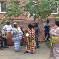 Photo taken at Embassy Of The Republic of Benin by Elvis H. on 5/5/2012