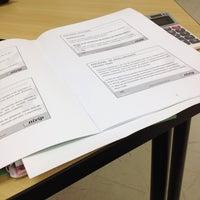 Photo taken at Colegio Torricelli by Aline A. on 7/16/2012