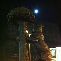 Снимок сделан в Estatua del Oso y el Madroño пользователем Jose B. 3/6/2012