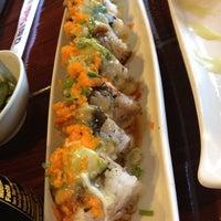 Photo taken at Umi Sushi by Chanra on 7/11/2012