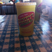 Photo taken at Dickey's BBQ Pit by Ion S. on 5/20/2012