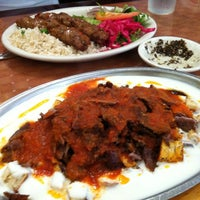Photo taken at Istanbul Grill & Deli by Van on 4/11/2012