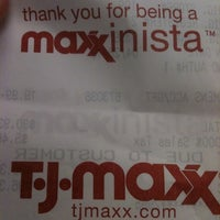 Photo taken at T.J. Maxx by Curtis C. on 5/2/2012