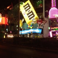 Photo taken at M&M's World by Christiana S. on 7/12/2012