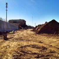 2/13/2012 tarihinde Angel P.ziyaretçi tarafından Atlanta BeltLine Corridor at Pylant St.'de çekilen fotoğraf