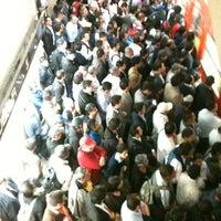 Photo taken at Metro Tacubaya by Juan Manuel A. on 3/15/2012